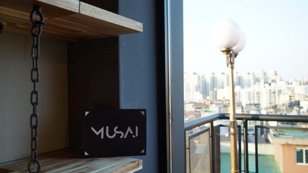 Musai Studio Korean recording studio game dubbing voice actor cafe